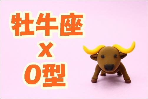 牡牛座xO型の画像