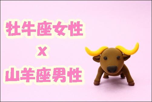 牡牛座女性x山羊座男性の画像